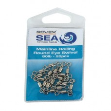 Snood Swivel 20pcs 45lb